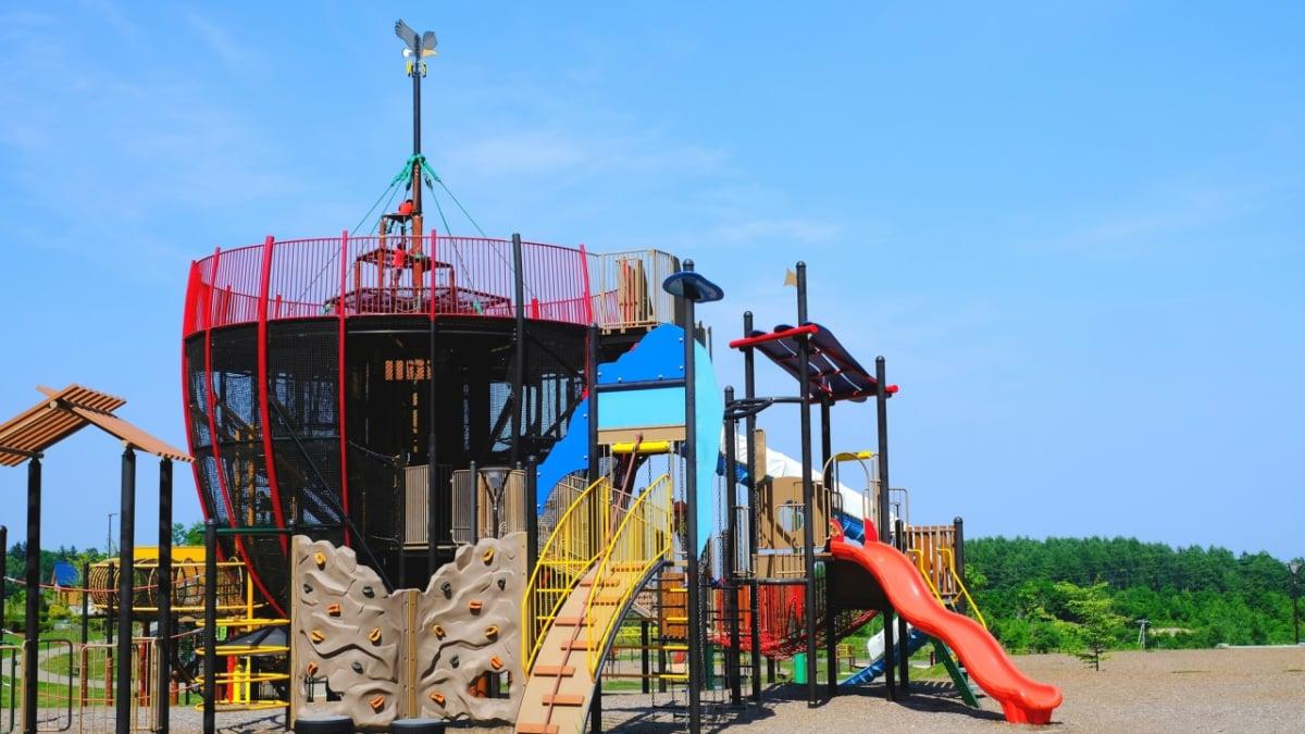 【網走でキャンプ!】道立オホーツク公園オートキャンプ場てんとらんど