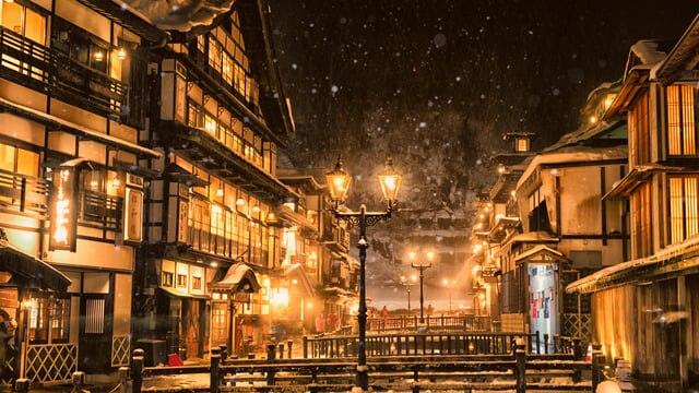 【山形県】銀山温泉のおすすめ観光スポットをまとめてご紹介!