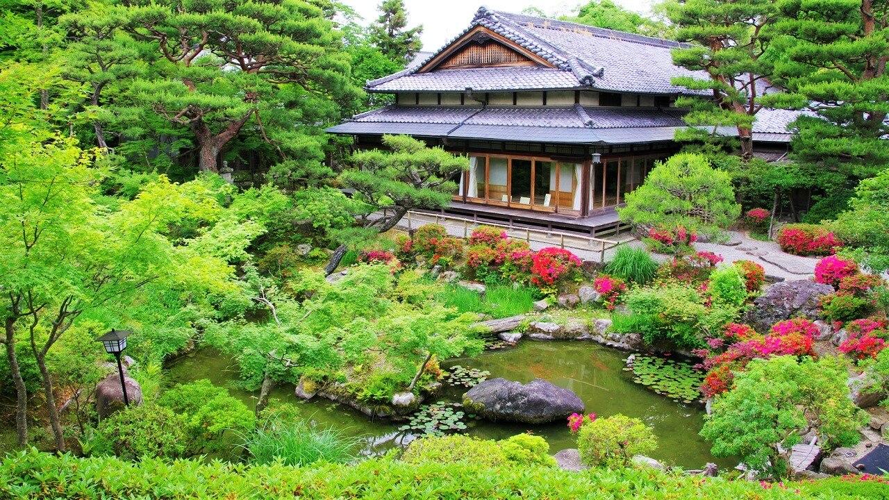 奈良が誇る日本庭園「吉城園」の観光スポットと見どころはここ!
