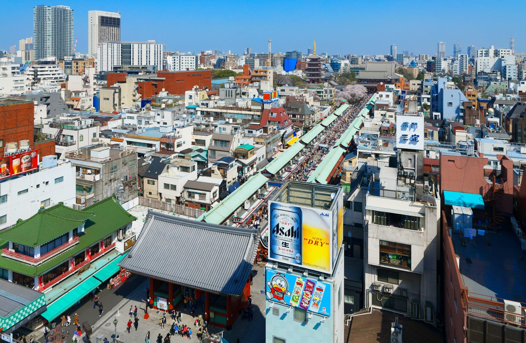 浅草を代表する観光名所・浅草寺で見て欲しいおすすめスポット!