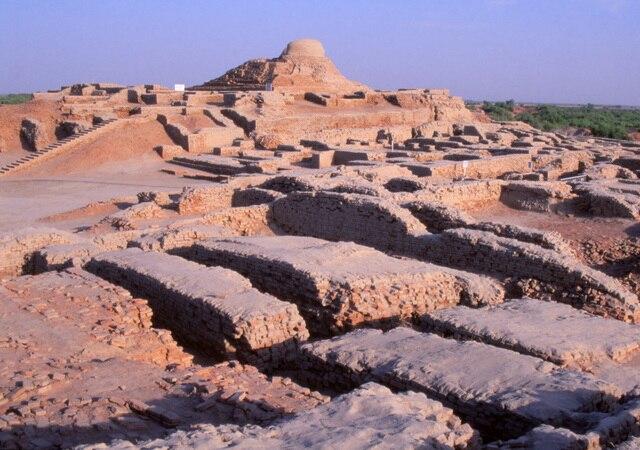 多くの謎に包まれる世界遺産、パキスタンのモヘンジョダロの遺跡群