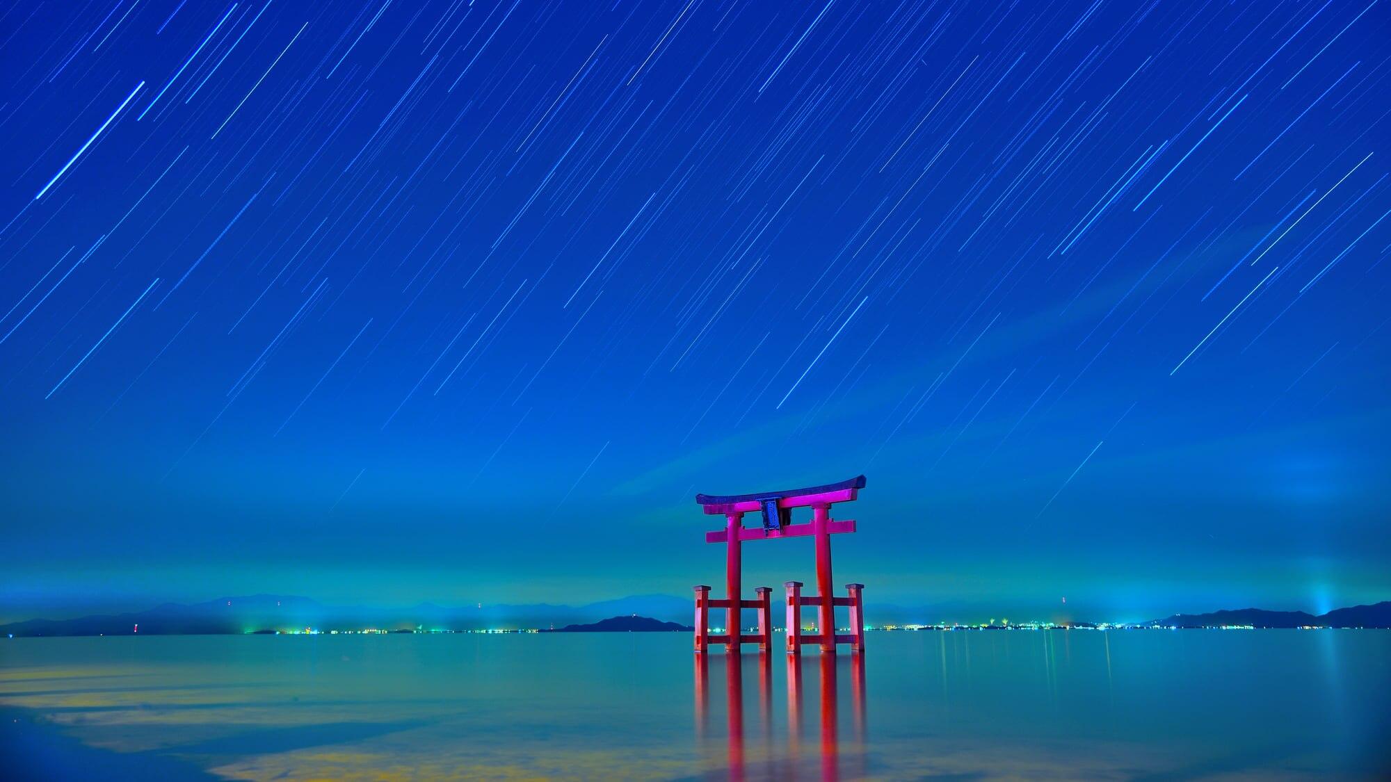 琵琶湖北西岸の高島市でおすすめのホテルと宿を紹介!