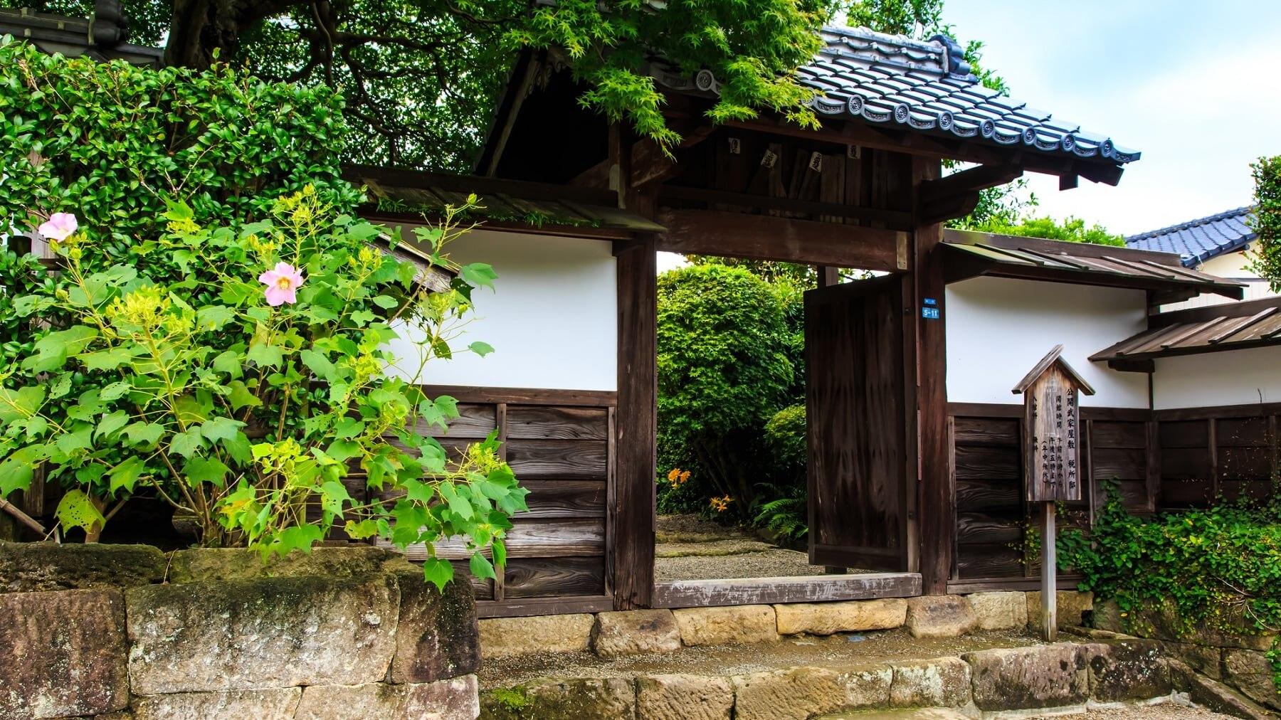 薩摩藩最大級の武家街!『篤姫』にも登場した出水麓武家屋敷群を観光しよう