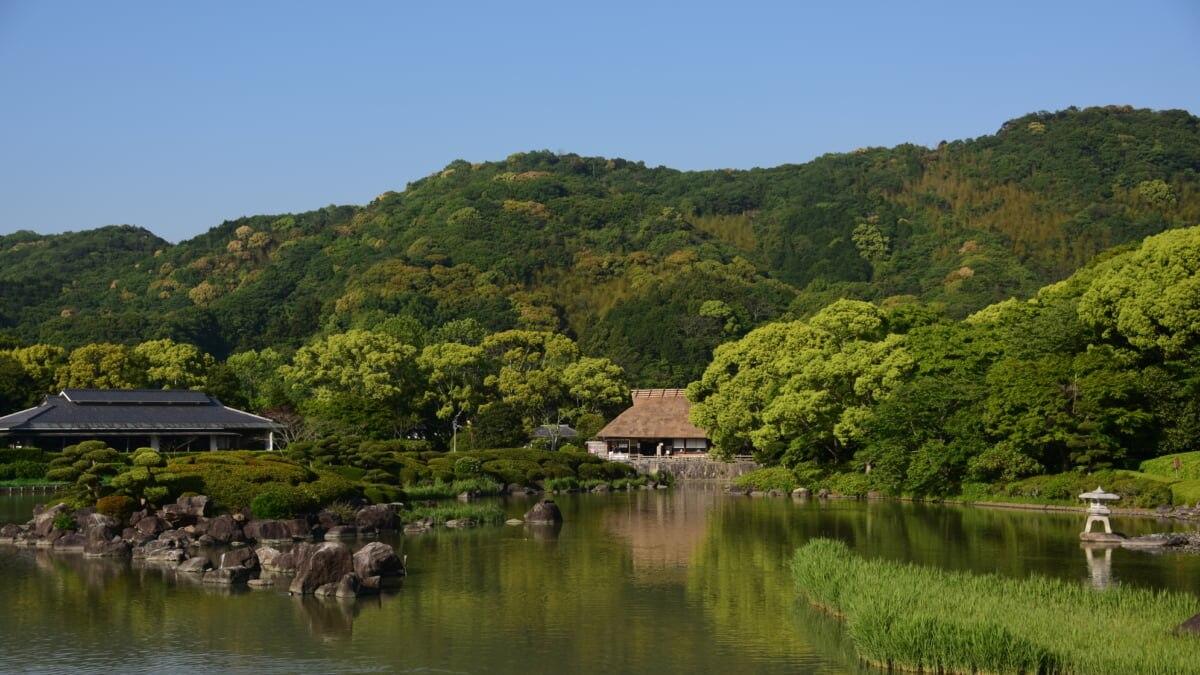 四国最大規模の庭園!宇和島市「南楽園」周辺の観光情報も紹介