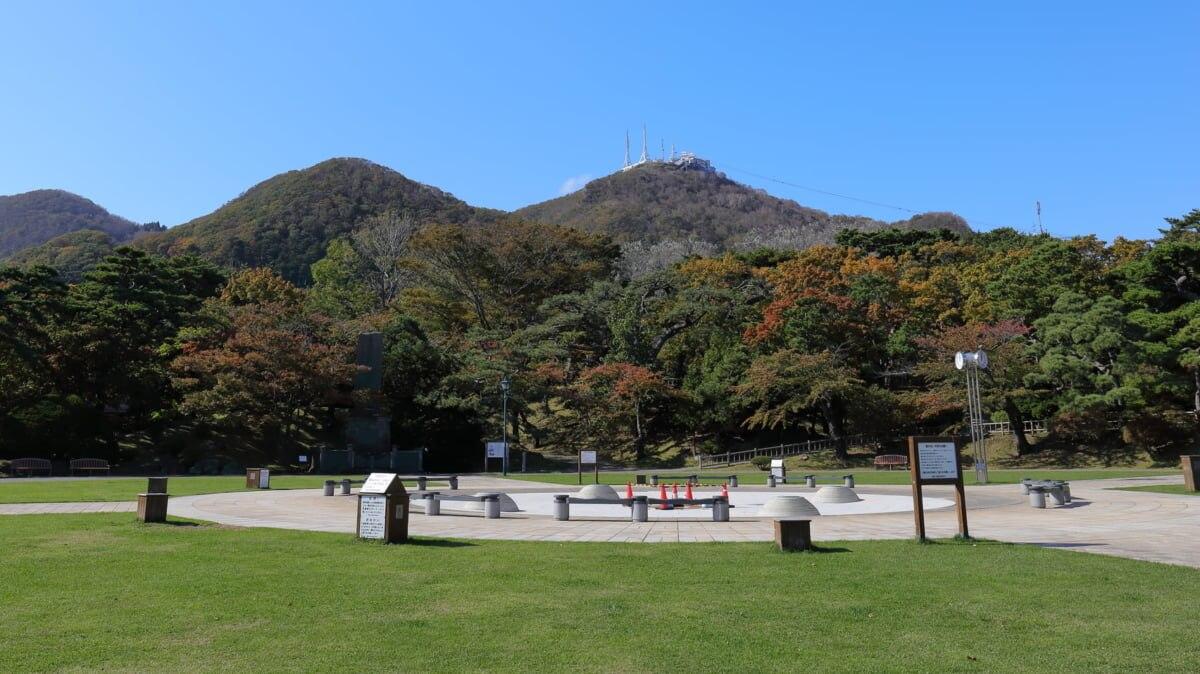 函館公園で遊ぼう!大人も子供も楽しめる遊園地など魅力の詰まった都市公園