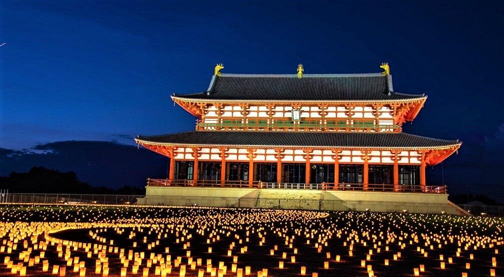 奈良で必見の観光スポット「平城宮跡」の見どころ6選をご紹介