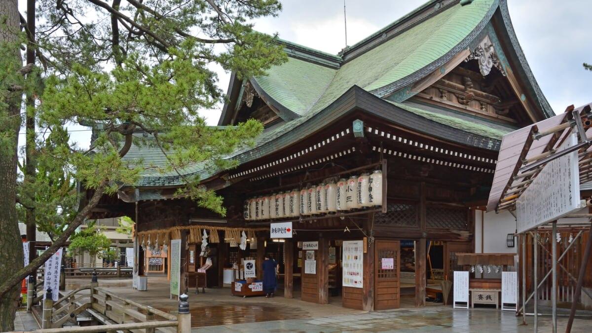 新潟の定番観光スポット!新潟駅からも近い白山神社に密着!