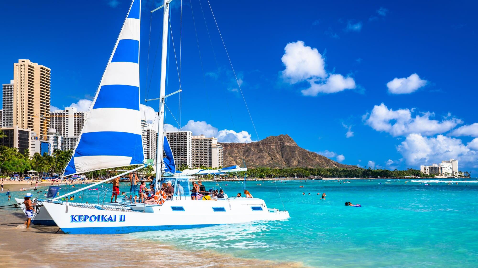 初めてのハワイ旅行|オアフ島・ハワイ島・マウイ島・モロカイ島・ラナイ島・カウアイ島