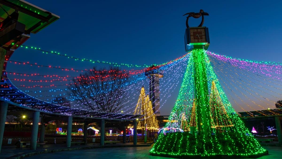 日本最大級の国営公園!国営木曽三川公園の見どころやイベントをご紹介