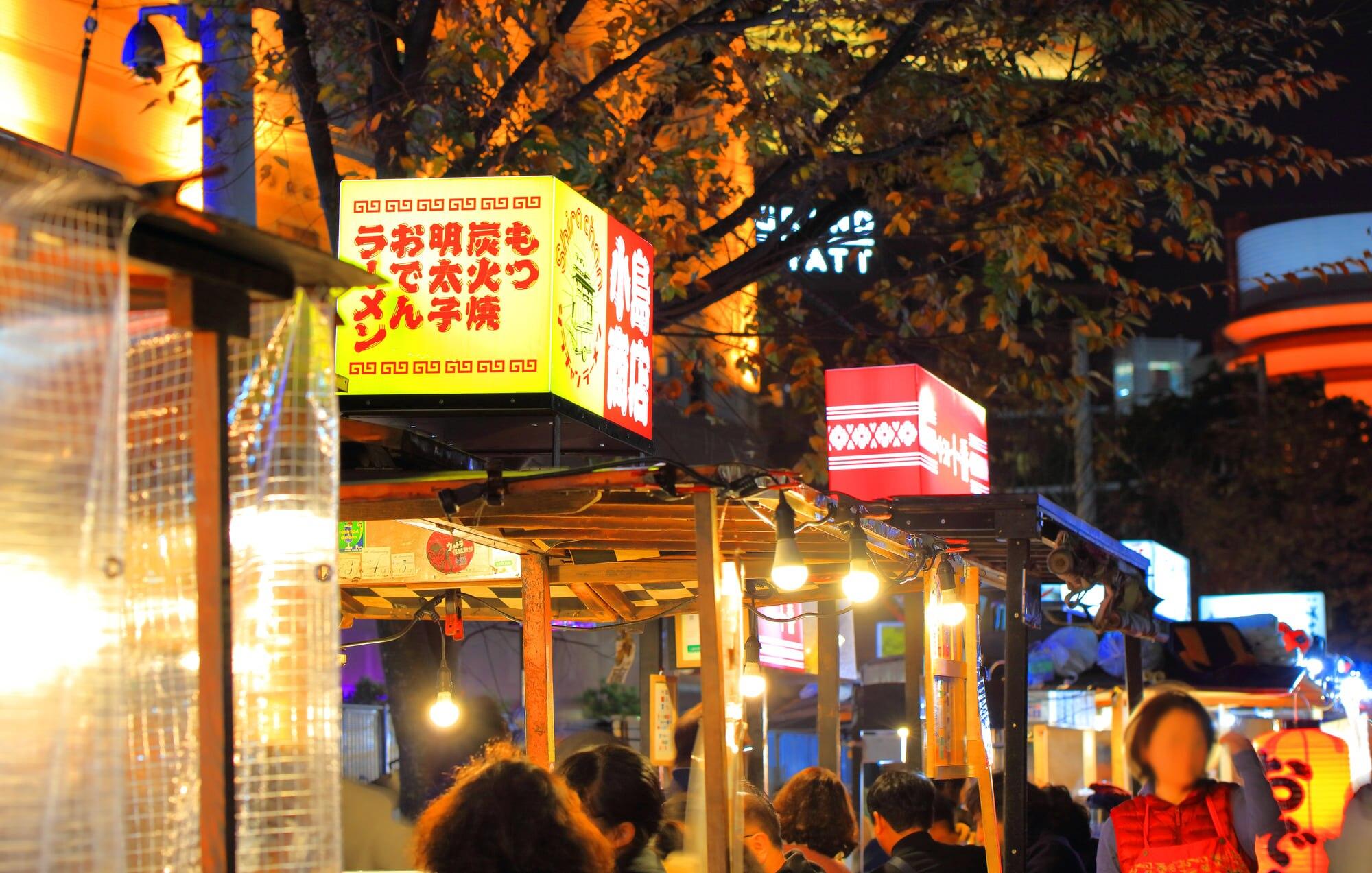 福岡の名物・博多屋台街に出かけよう!楽しみ方や美味しいお店も紹介!