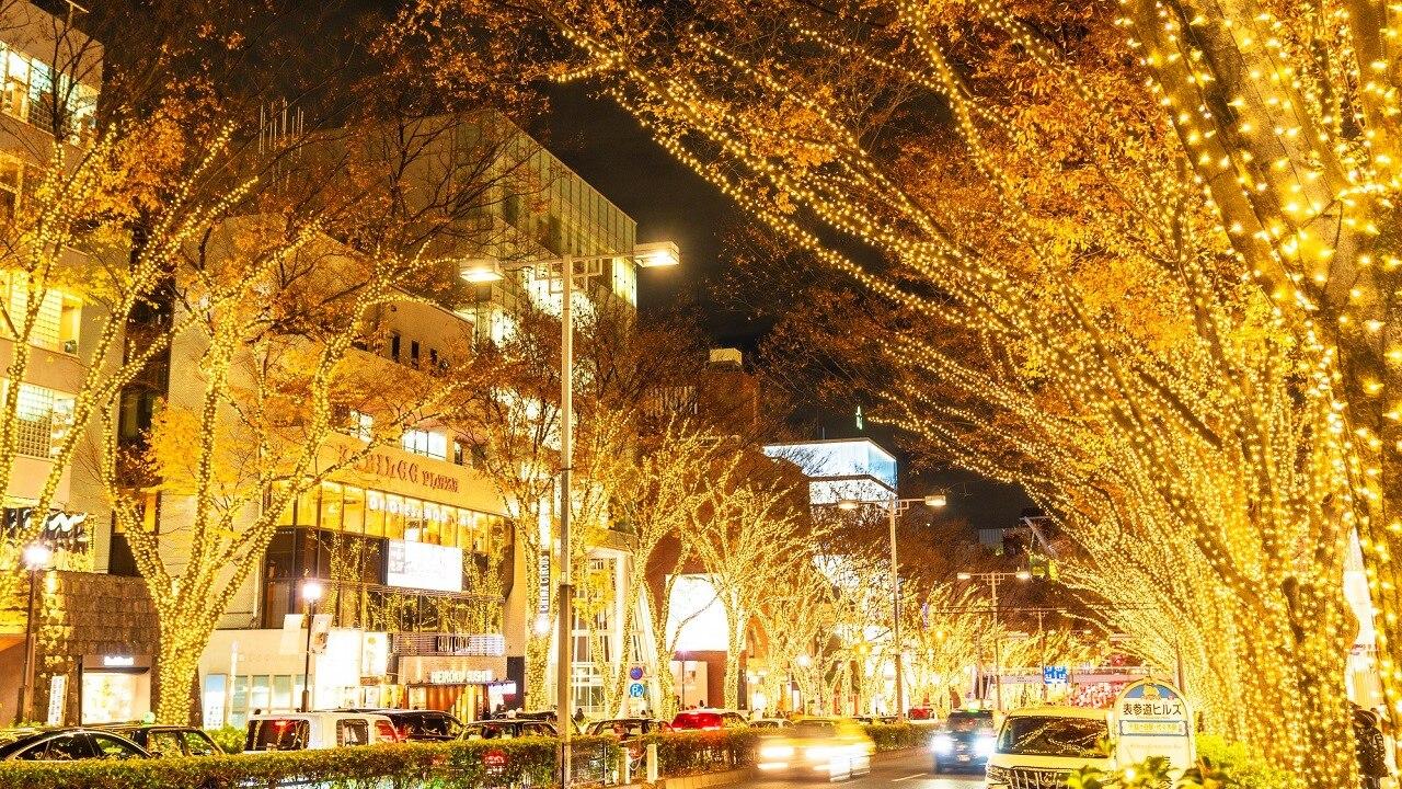 【2019-2020】冬におすすめの東京イルミネーション