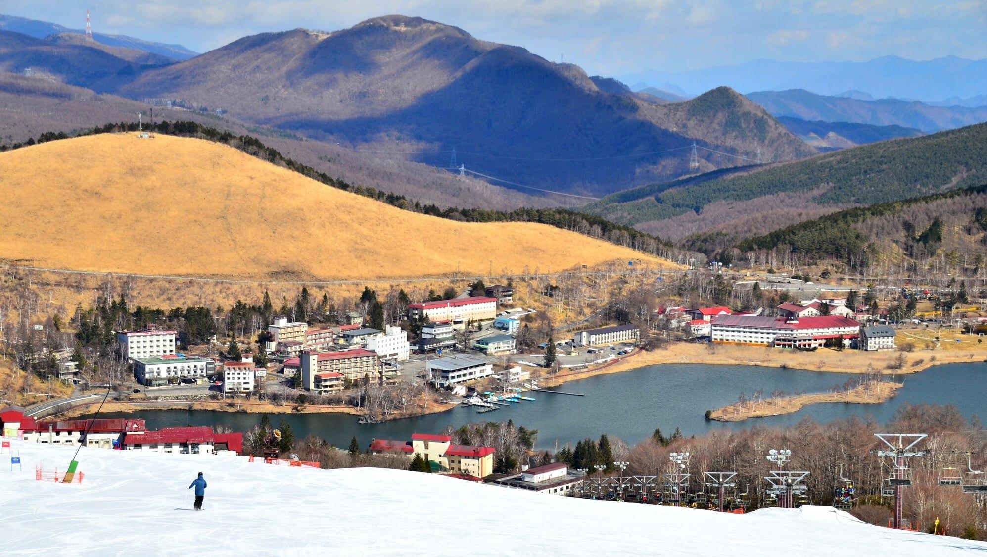 長野県茅野市のおすすめホテル 蓼科 白樺湖 八ヶ岳がある高原