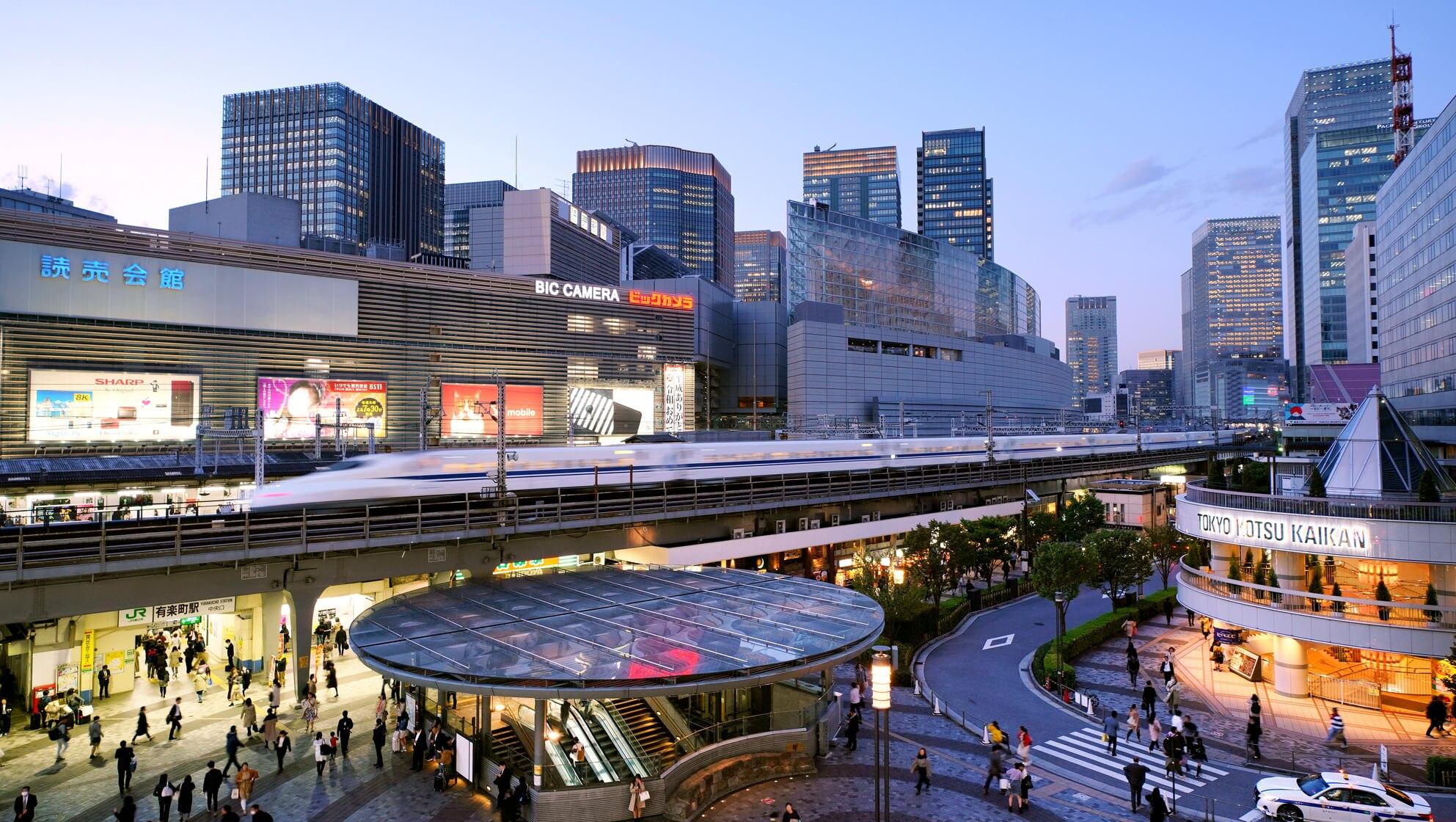 洗練された都会の雰囲気を味わえる、有楽町周辺のおすすめホテル10選!