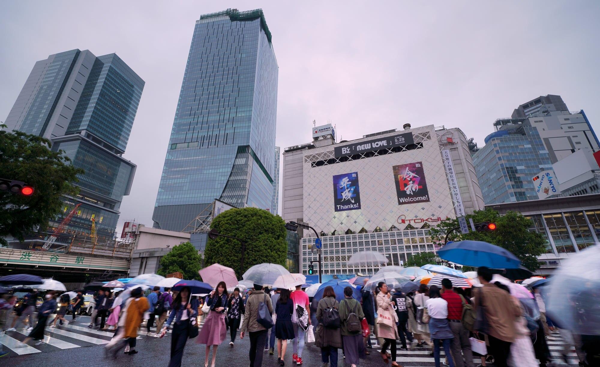 話題沸騰中!雨の日でも楽しめる東京のおすすめ観光スポット8選