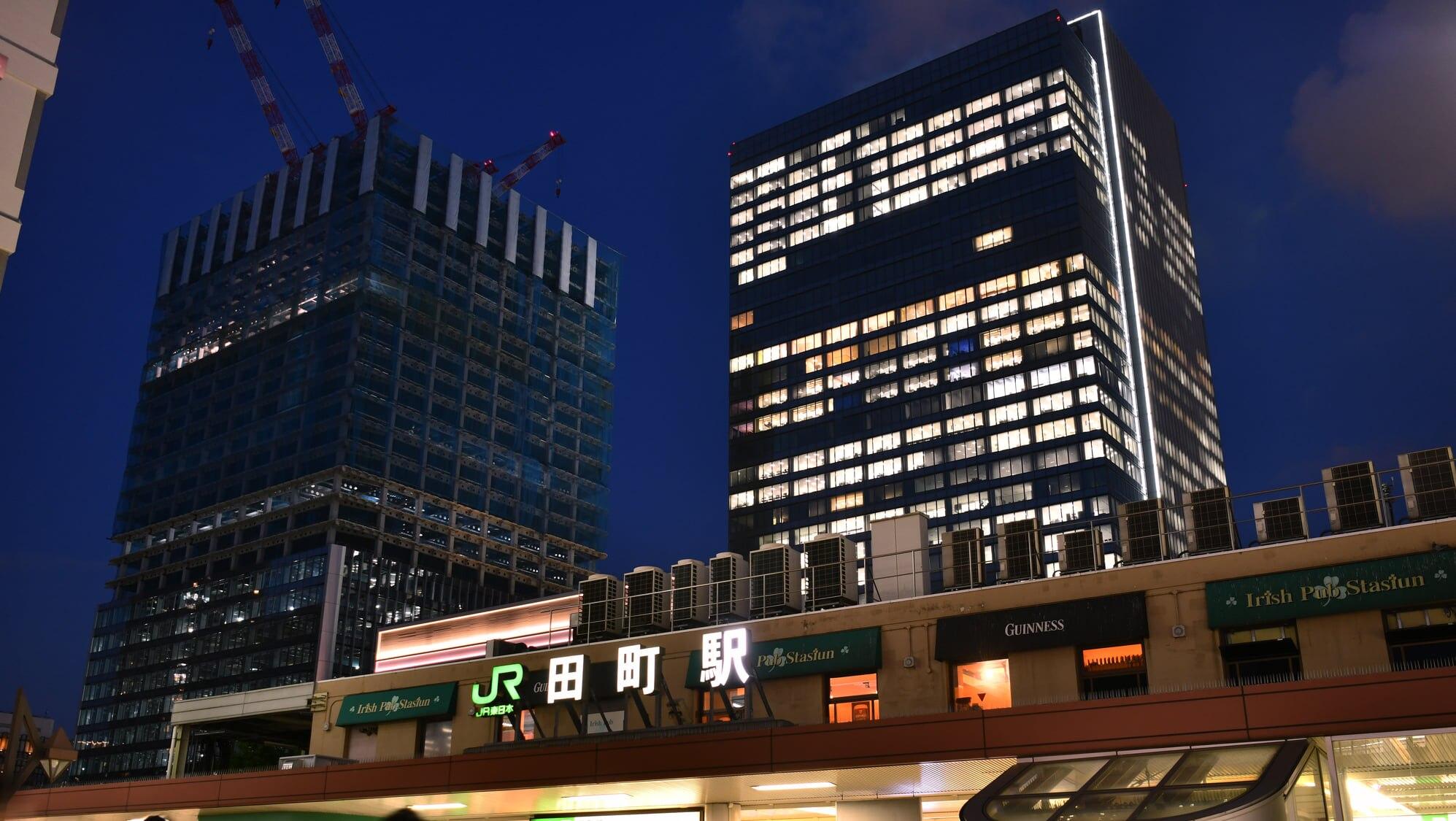 新しいホテルが続々オープン!田町周辺のおすすめホテル10選