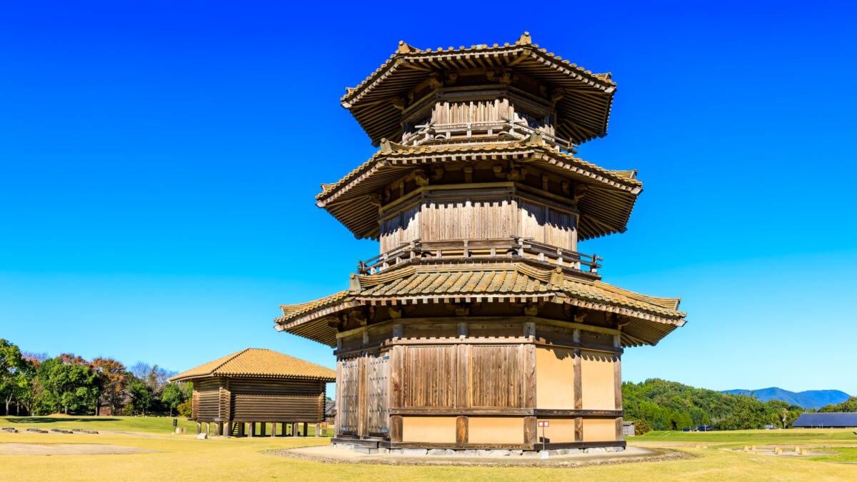 よみがえる古代の山城!熊本県菊池市の観光スポット鞠智城跡をご紹介