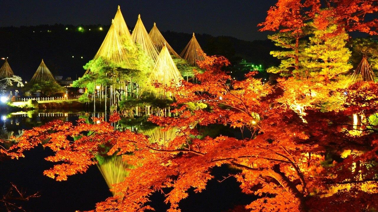 石川県でここは見逃せない!おすすめの観光スポット50選