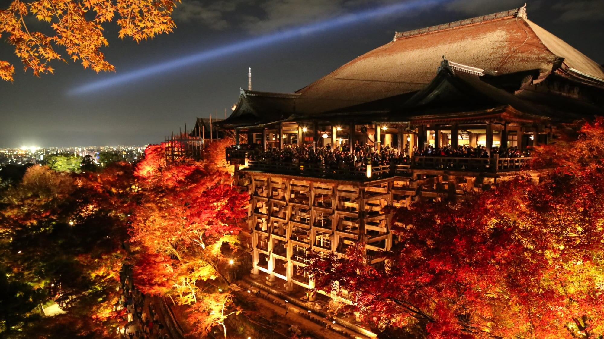 京都・清水寺を観光する前に要チェック!魅力・見所・アクセス情報