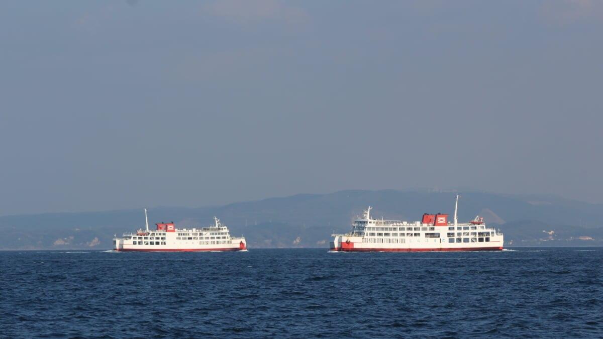 一跨ぎ東京湾も♪東京湾フェリーが南房総・三浦半島サイクルスタンプラリーを開催!