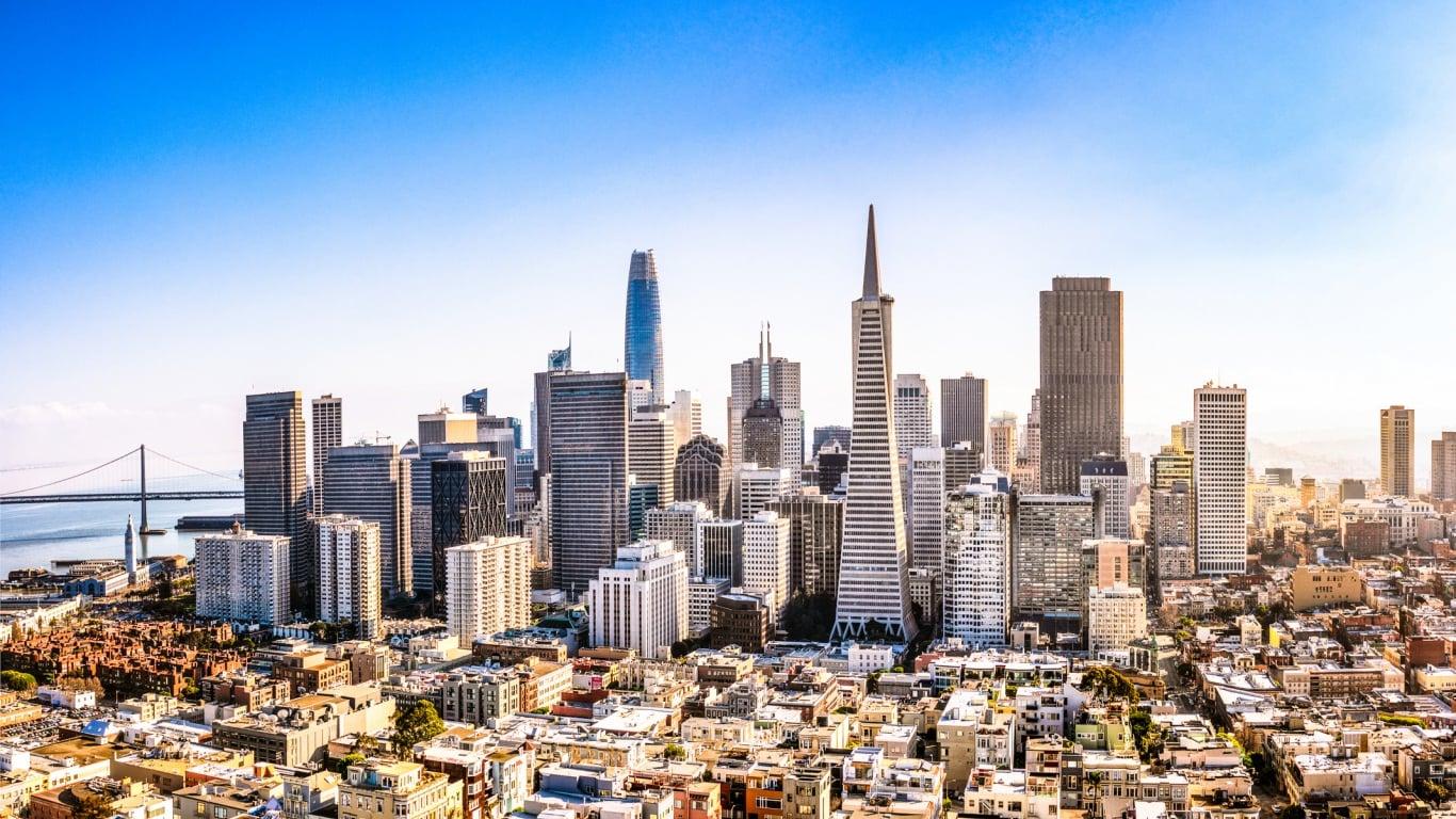 【完全版】サンフランシスコの観光名所43選!多様性あふれる街を歩こう