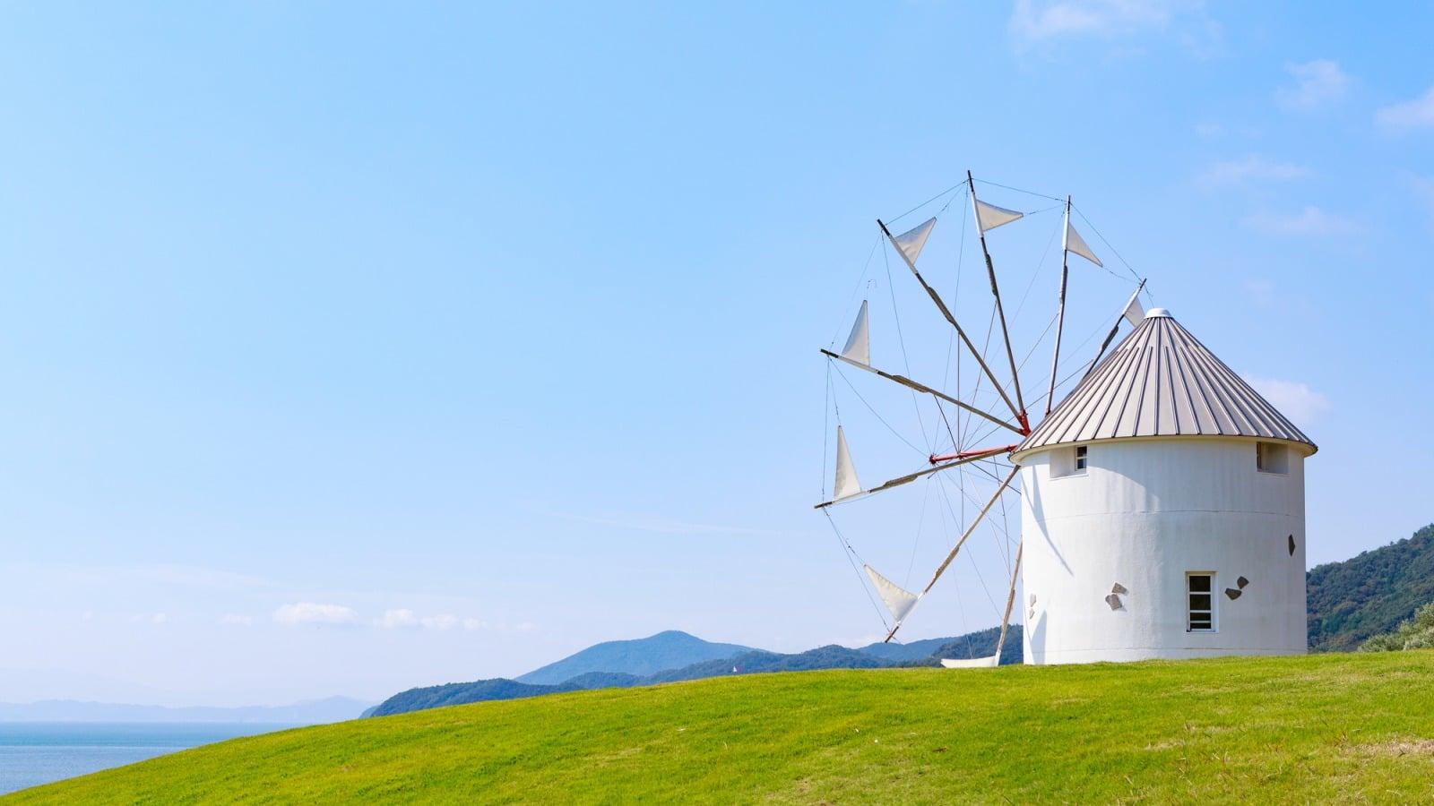 エーゲ海のような絶景に囲まれた「小豆島オリーブ公園」の楽しみ方