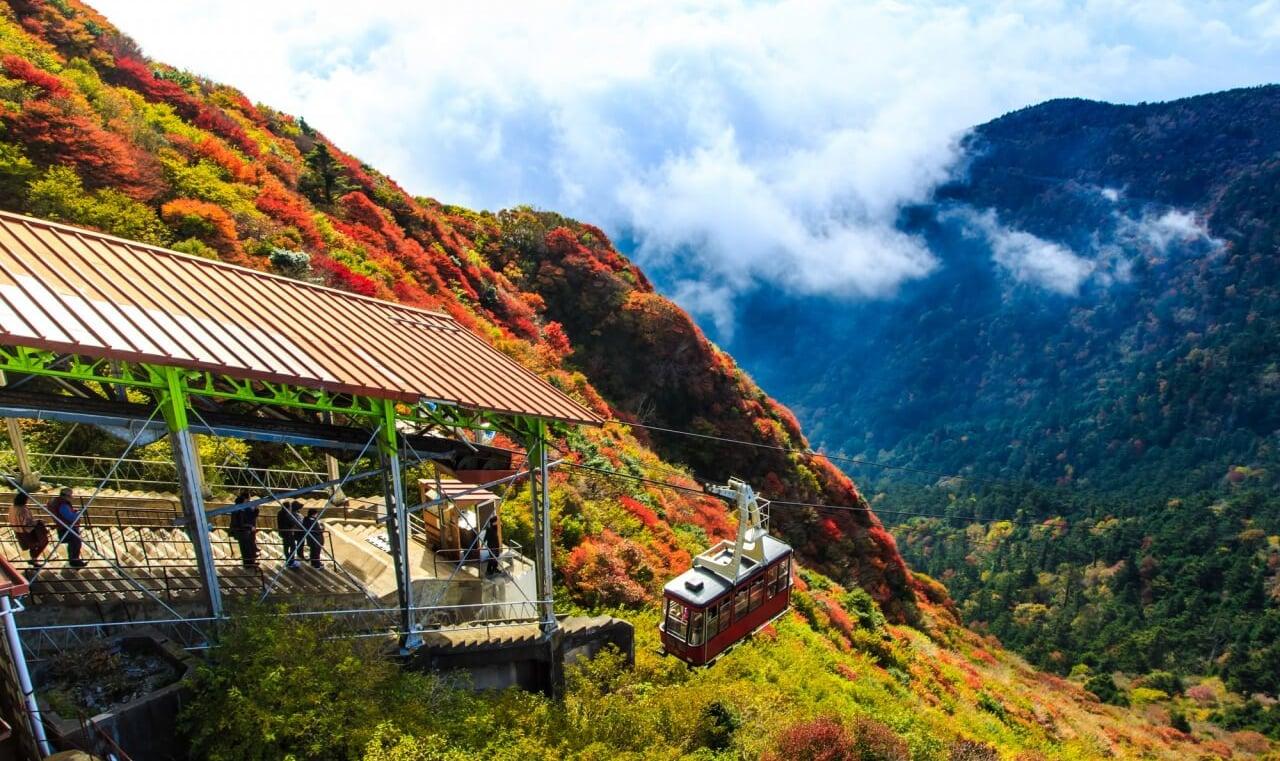 九州のおすすめ紅葉スポット2019秋|紅葉と温泉と食を楽しむ九州旅行