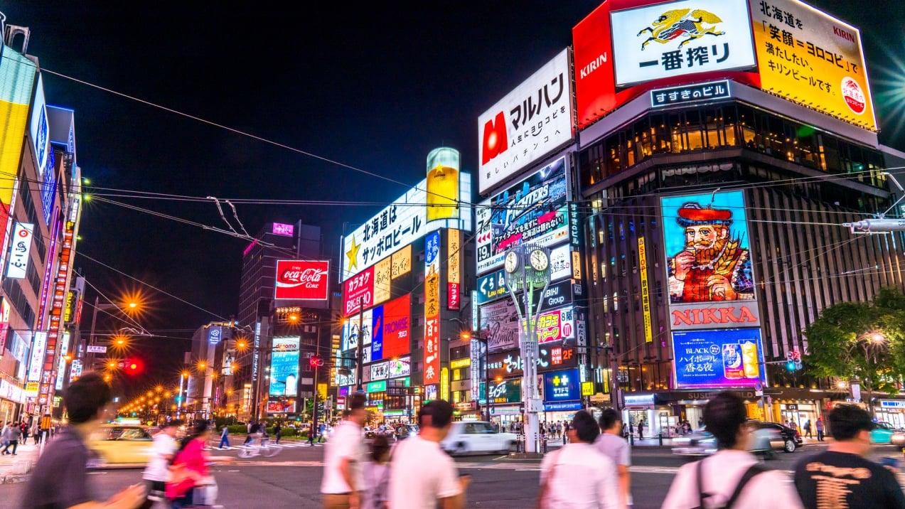 札幌の夜は「すすきの」で決まり!居酒屋からラーメン店まで