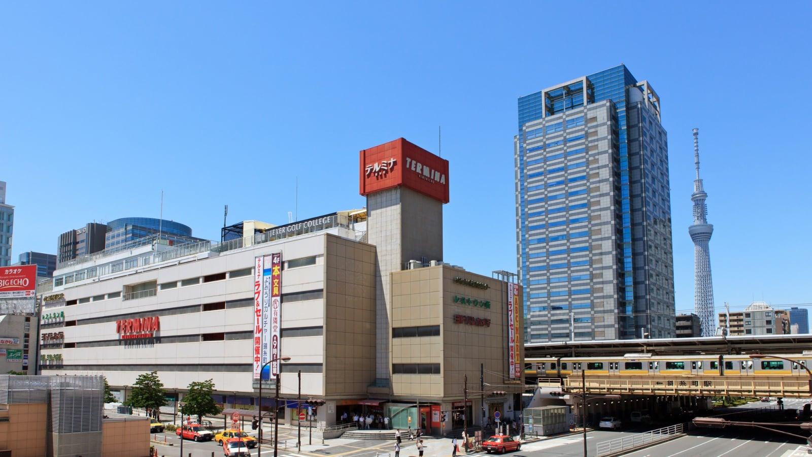 色々楽しめちゃう!錦糸町を代表する人気の観光スポット11選