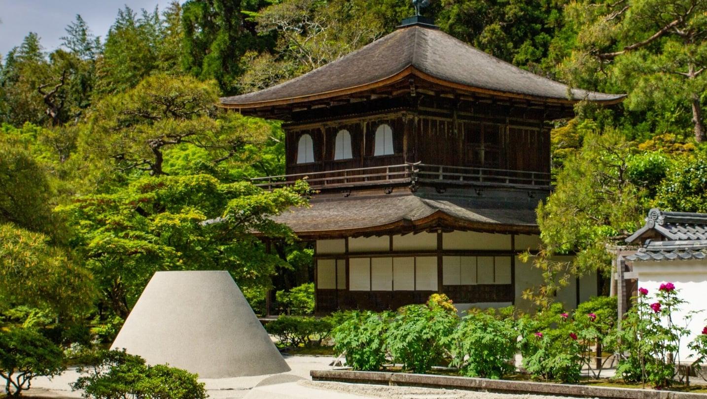 東山慈照寺「銀閣寺」の魅力と歴史、わび・さびの世界観をわかりやすく解説