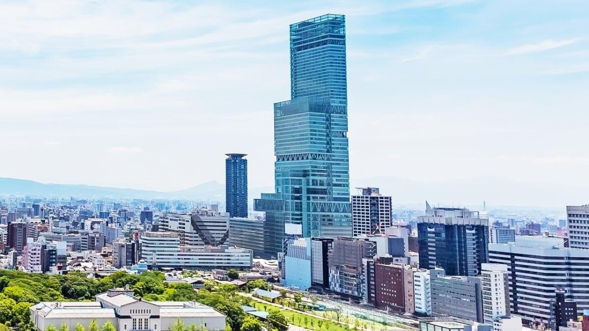 あべのハルカスは大阪が誇る日本一高いビル!中には楽しい施設がいっぱい!