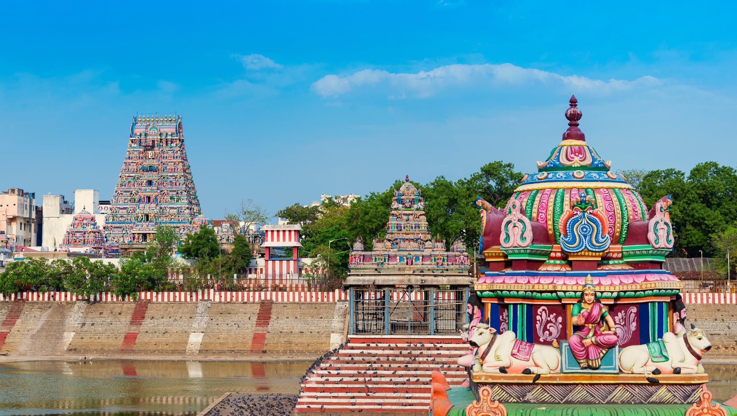 生粋のインド文化を感じられる街、チェンナイの観光地24選!