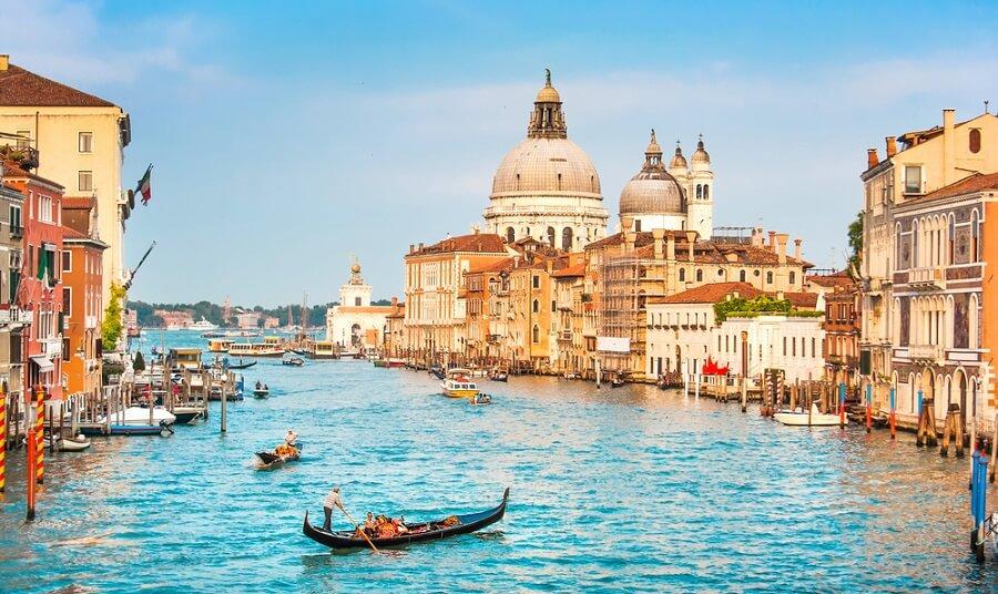イタリアの世界遺産!アドリア海の女王「ヴェネツィアとその潟」