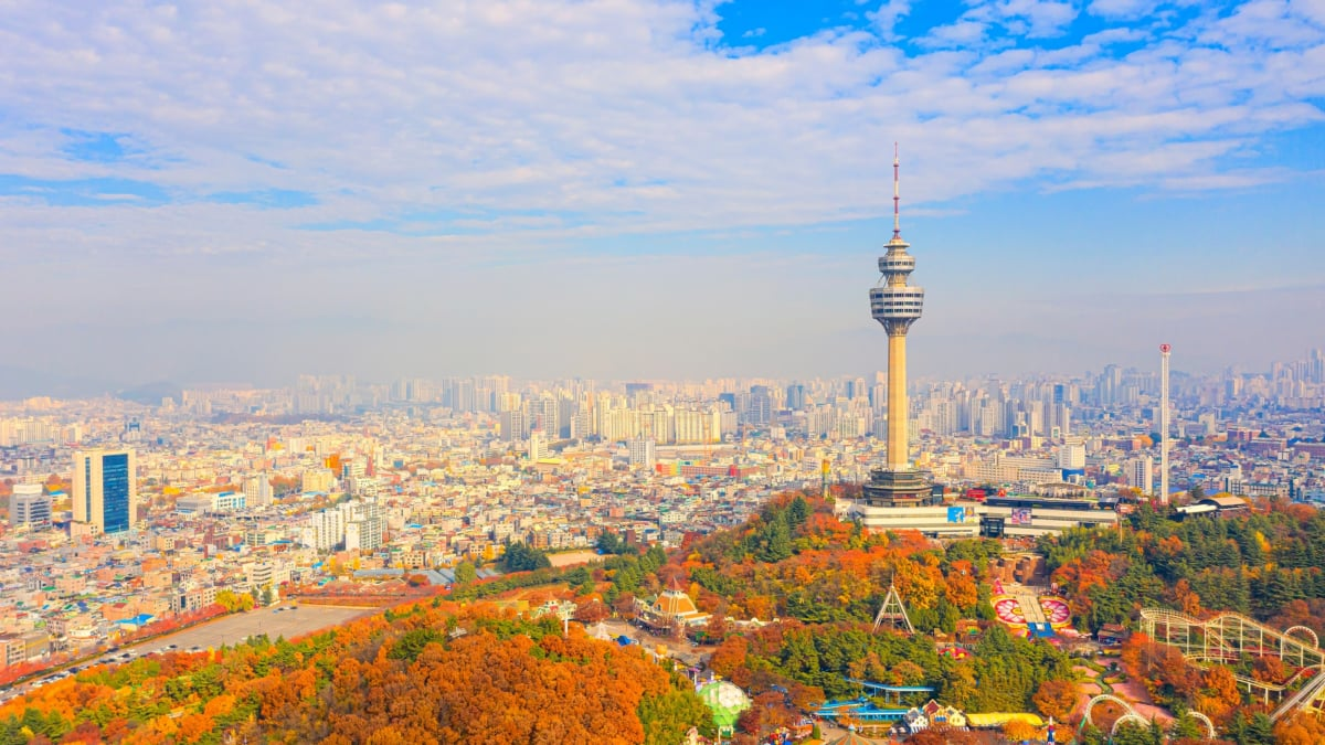 韓国第3の都市・大邱(テグ)のおすすめホテル10選