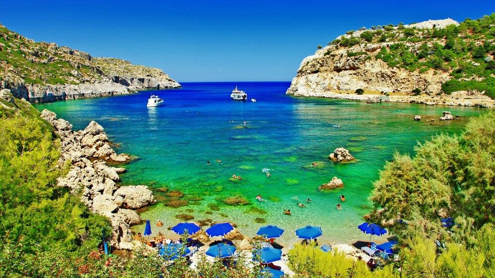 中世の歴史が色濃く残されている島、ロードス島お薦め観光スポット12選