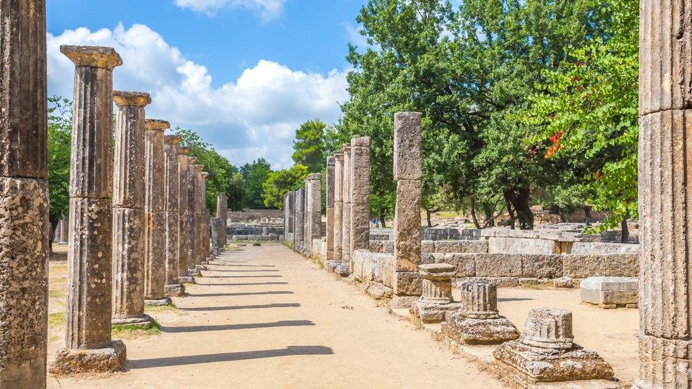 観光地として有名なオリンピア、おすすめのお土産は何がある?