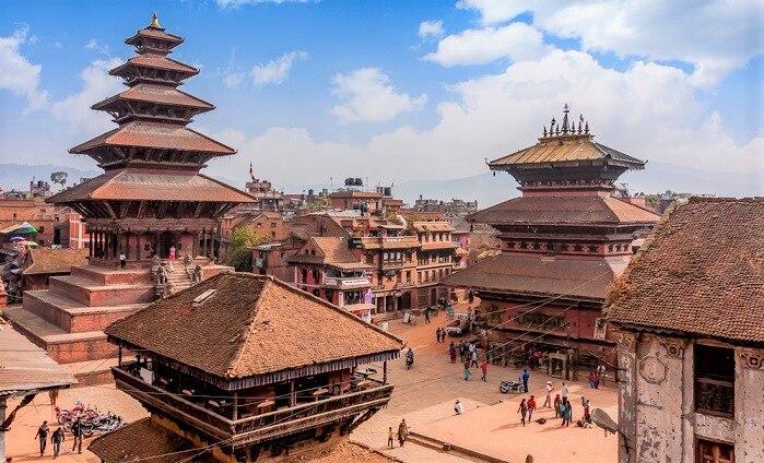 カトマンズにも近いネパールの古...