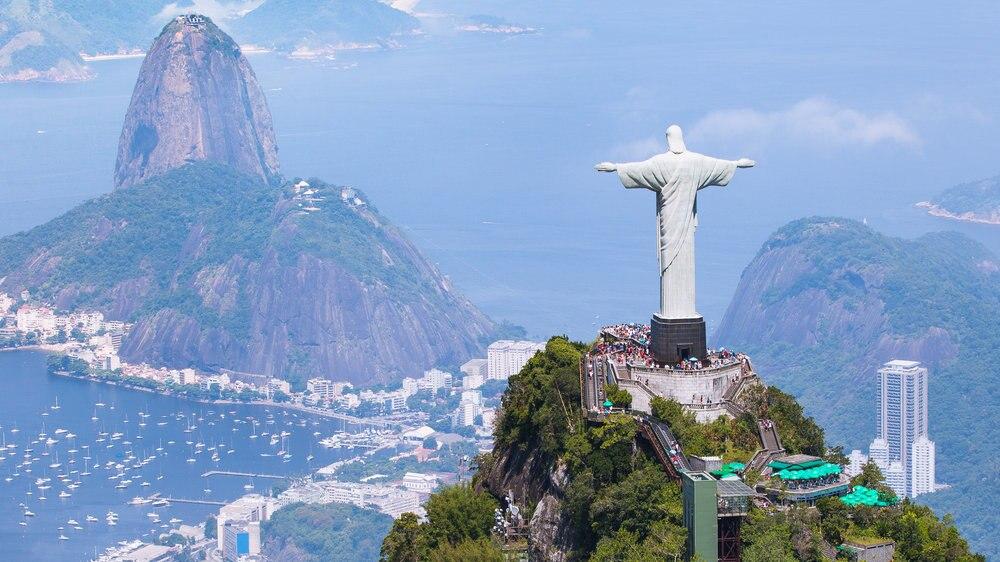 サンバと情熱の都市リオデジャネイロ!おすすめ観光スポット38選