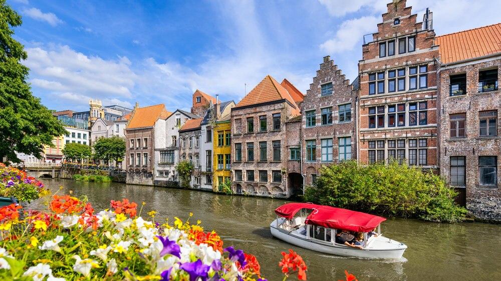 ベルギーの人気観光都市ヘントでおすすめのお土産をご紹介します!