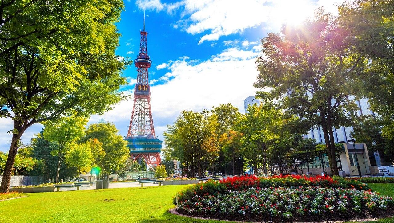 札幌で人気の観光スポット27選!冬でも夏でも楽しめる観光地はここ!