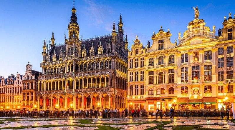 ベルギーの首都ブリュッセル観光スポット完全版!おすすめ25選