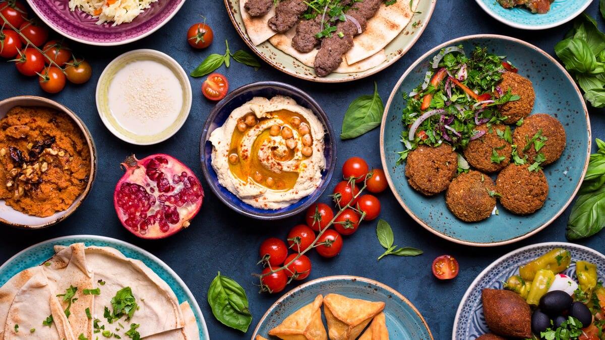 ドバイの食べ物 絶品!アラブ料理(アラビア料理)紹介