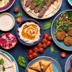 ドバイ料理(アラブ料理)