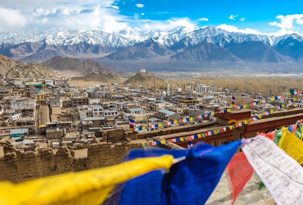 インドにあるチベット文化の町!?レーのおすすめ観光スポット5選