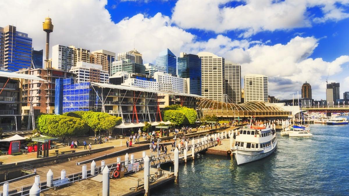 大人気!シドニーの観光名所「ダーリング・ハーバー」は魅力が満載