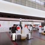 JAL SMART AIRPOT導入後の出発ロビーイメージ