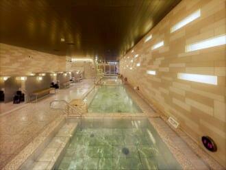 東京湾岸に新しい温泉が誕生