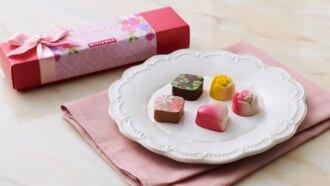 「ヴィタメール」春の限定ショコラ
