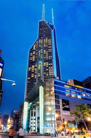 ル ロイヤル メリディアン 上海 (上海世茂皇家艾美酒店)