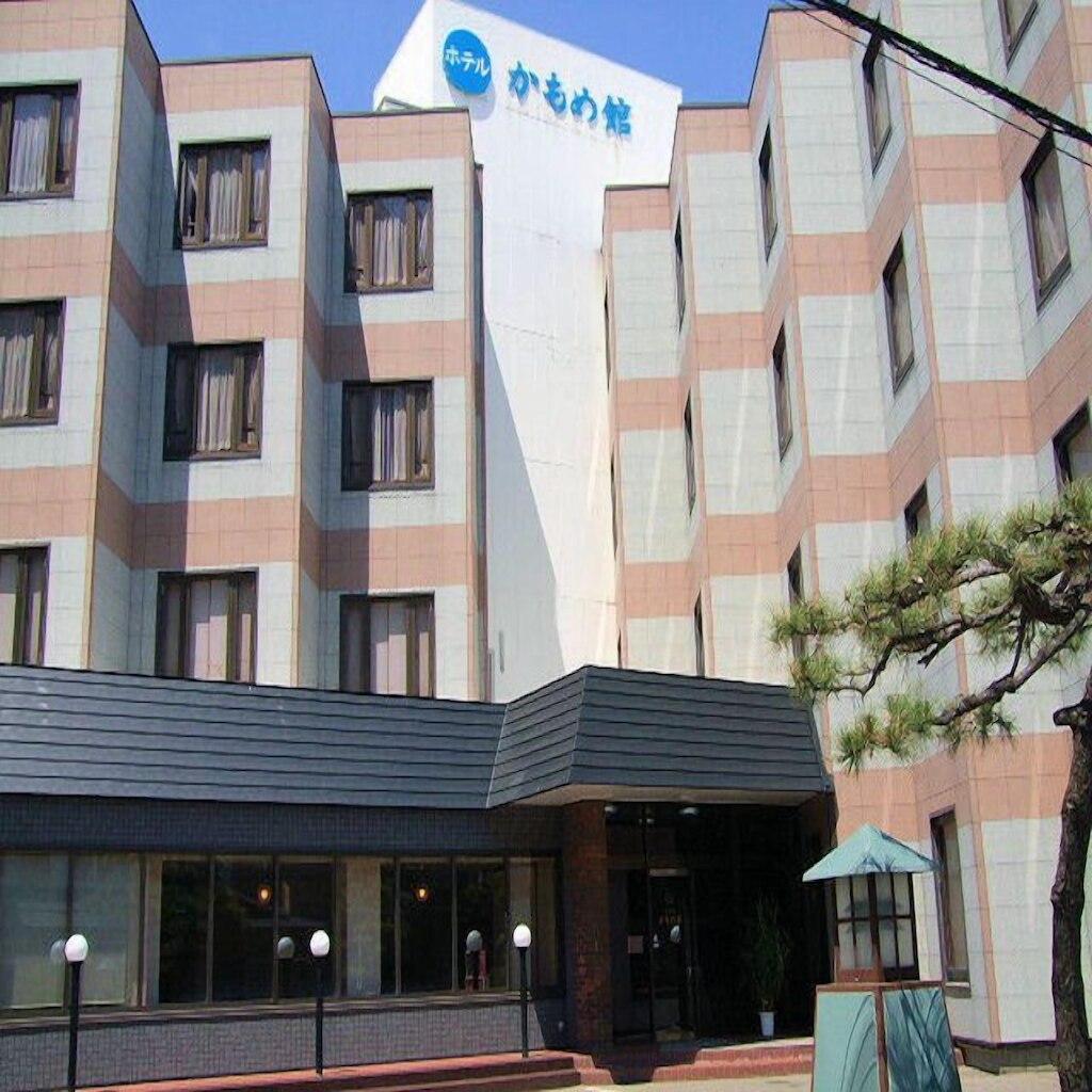 2.湯の川温泉 ホテルかもめ館