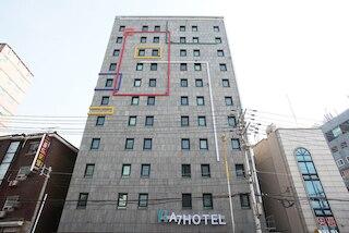 A7 ホテル